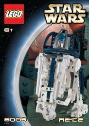 Lego R2-D2™ - 8009 (2002) - Republic Frigate™ BI 8009