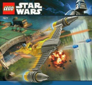 Lego Star Wars 2 - 66396 (2011) - Star Wars VP5 BI 3005/60+4-7877 V29