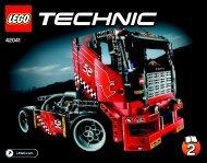 Lego Race Truck - 42041 (2015) - Race Truck BI 3016/48-65G 42041 V39 2/2