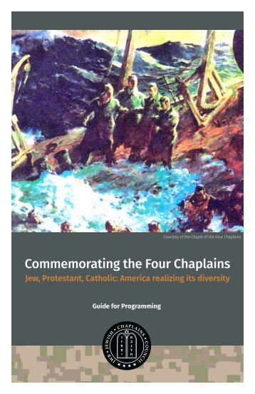 Commemorating the Four Chaplains