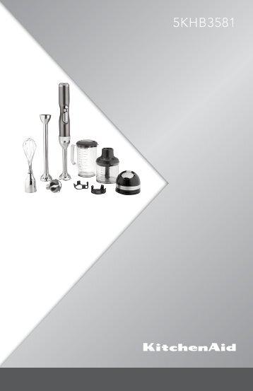Accessoires emm tools gmbh - Mixeur plongeant sans fil ...