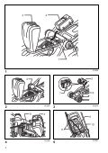 Makita Tondeuse 36 V Li-Ion 43 cm (Machine seule) - LM430DZ - Notice - Page 2