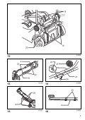 Makita Tondeuse 36 V Li-Ion 43 cm (Machine seule) - LM430DZ - Notice - Page 5