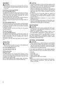 Makita Perceuse visseuse d'angle 10,8 V Li-ion 1,3 Ah Ø 10 mm à clé - DA330DWJ - Notice - Page 6