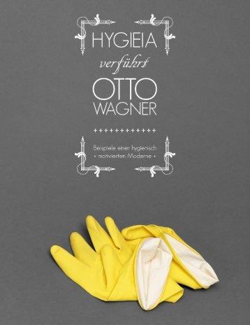 + Hygieia verführt Otto Wagner + Architekturtheorie