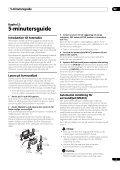 Pioneer VSX-AX2AV-S - User manual - suédois - Page 7