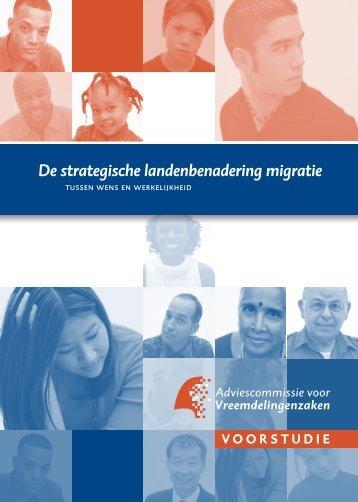 De strategische landenbenadering migratie