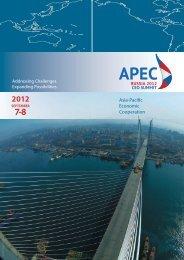 APEC CEO Summit - Australia