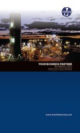 Your business partner in mining and - Manhattan Corporation