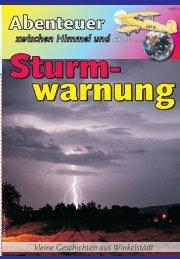 Sturmwarnung