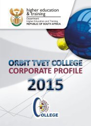 College Profile 2015