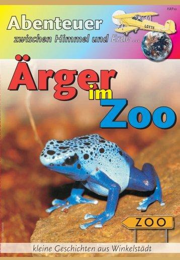 Ärger im Zoo