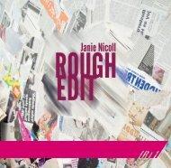 Rough Edit by Janie Nicoll