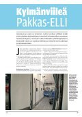 Artikkelit VV-Kuljetus Oy ja EL-Kori Oy - Raskas Kalusto 1/2016  - Page 3