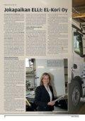 Artikkelit VV-Kuljetus Oy ja EL-Kori Oy - Raskas Kalusto 1/2016  - Page 6