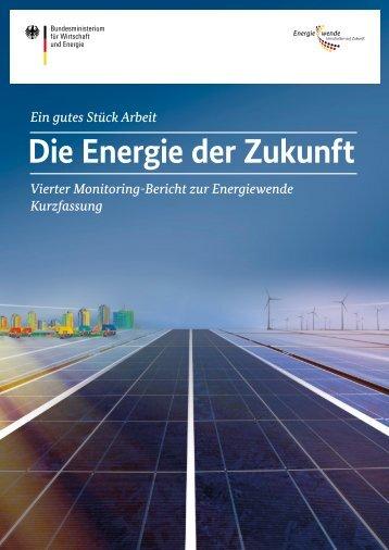 Die Energie der Zukunft