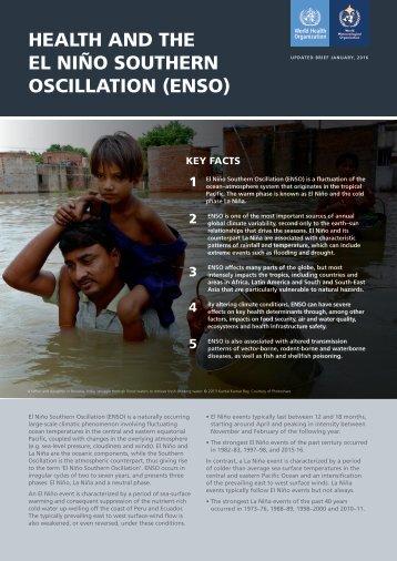 OSCILLATION (ENSO)