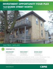INVESTMENT OPPORTUNITY FOUR PLEX