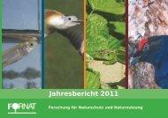 FORNAT Jahresbericht 2011