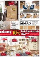 Das Jubiläum des Jahres: Finsterwalder Möbelmarkt - Seite 5