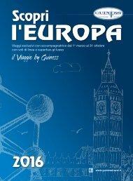 GuinessTravel catalogo Europa 2016