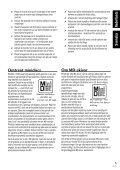 Pioneer MJ-L77 - User manual - espagnol, néerlandais, portugais, suédois - Page 5