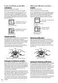 Pioneer MJ-L77 - User manual - espagnol, néerlandais, portugais, suédois - Page 6