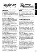 Pioneer MJ-L77 - User manual - espagnol, néerlandais, portugais, suédois - Page 7