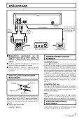 Pioneer CT-W208R - User manual - turc - Page 5