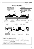 Pioneer DBR-S220SC - User manual - danois - Page 5