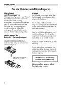 Pioneer DBR-S220SC - User manual - danois - Page 6