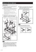 Pioneer KRP-TS02 - User manual - turc - Page 4