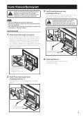 Pioneer PDK-TS36B - User manual - norvégien - Page 5