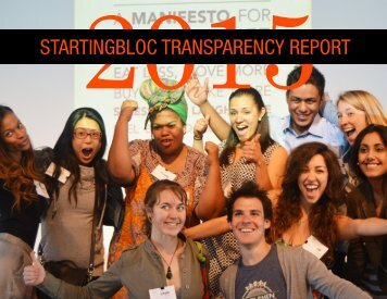 StartingBloc-2015-Transparency-Report