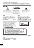 Pioneer DVR-540H-S - User manual - turc - Page 2