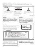 Pioneer DVR-540HX-S - User manual - danois - Page 2