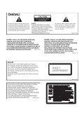Pioneer DVR-720H-S - User manual - turc - Page 2