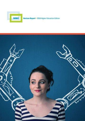 Horizon Report > 2016 Higher Education Edition