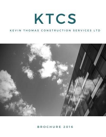 KTCS Ltd Services Brochure 2016