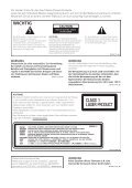 Pioneer DVR-545HX-S - User manual - allemand - Page 2