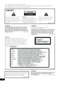 Pioneer DVR-RT602H-S - User manual - norvégien, suédois - Page 2