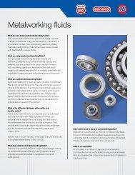 Metalworking Fluids Philips