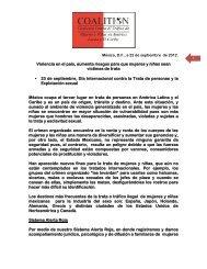 Bajar Documento - Coalición Contra El Tráfico de Mujeres