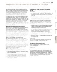 Parent Company financial statements (PDF) - Xstrata