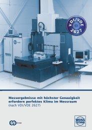 Messraum - Weiss Klimatechnik GmbH
