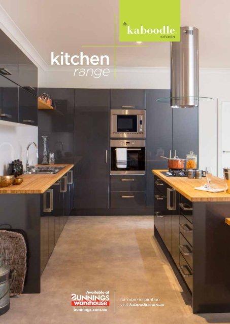 Kaboodle kitchen Australia