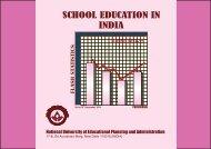 U-DISE-SchoolEducationInIndia-2014-15