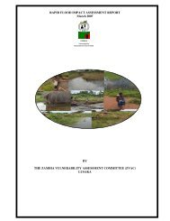 RAPID FLOOD IMPACT ASSESSMENT REPORT March ... - FEWS Net