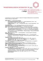 06 - Virologie Wien - Medizinische Universität Wien