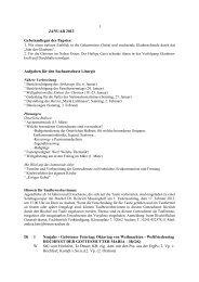 Direktorium 2013 - Januar (pdf, 293 KB) - Fachbereich Liturgie ...